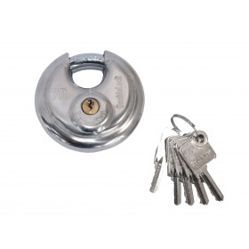 DoubleLock Discus Lock (5 keys)